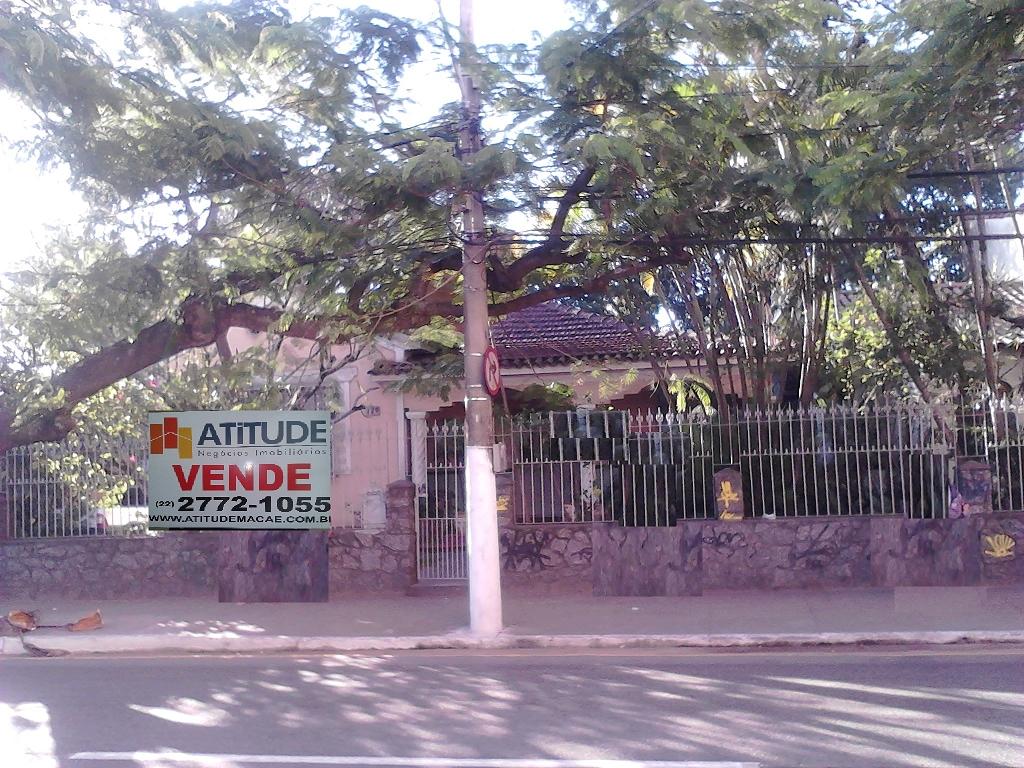 Lote/Terreno em Centro  -  Macaé - RJ