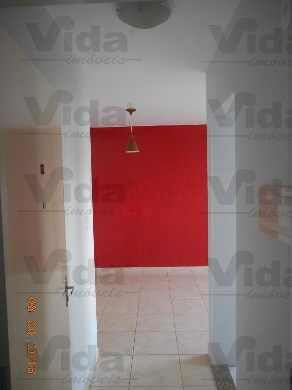 Apartamento de 2 dormitórios à venda em Vila Silva Ribeiro, Carapicuíba - SP